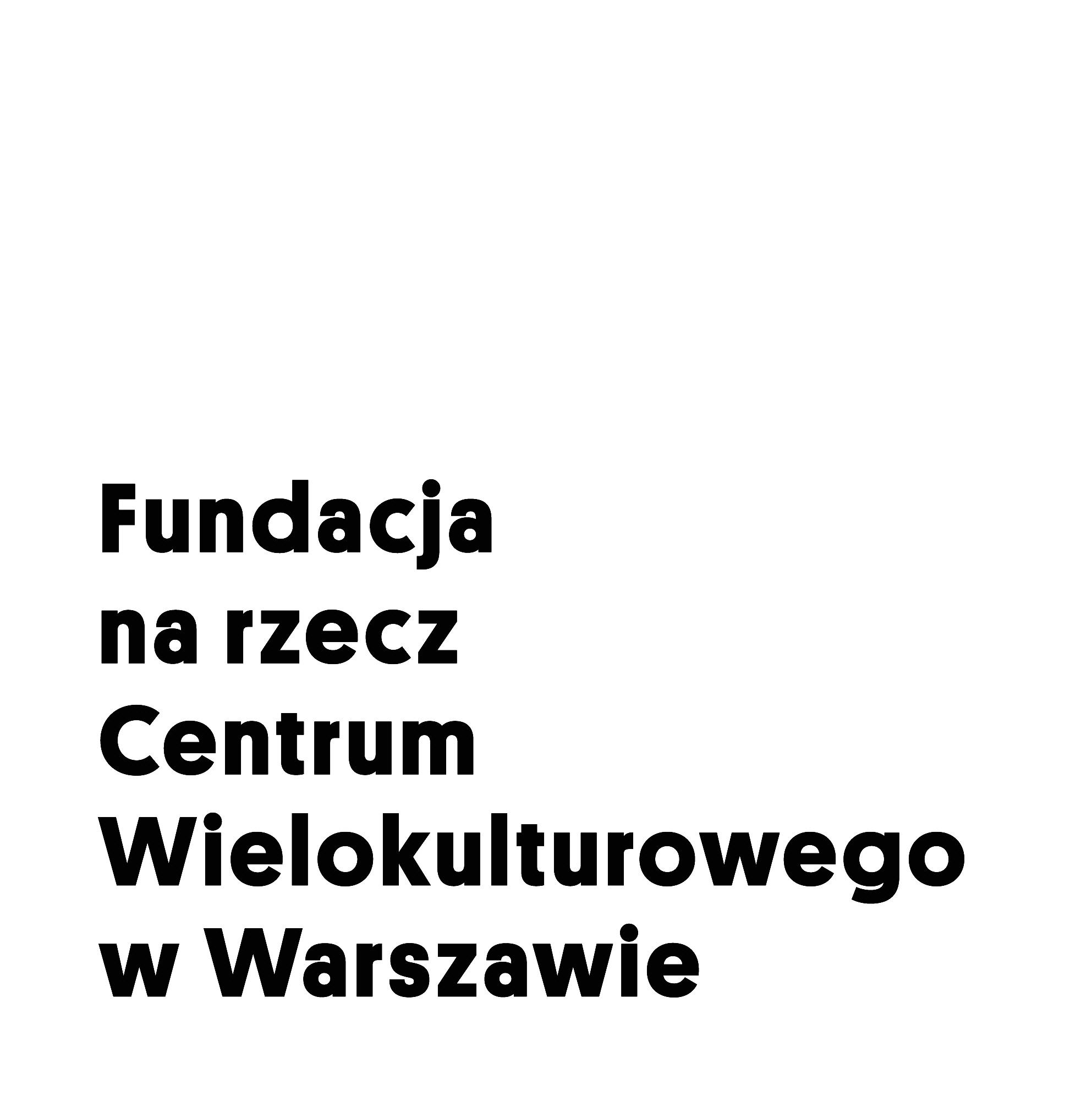 Fundacja na rzecz Centrum Wielokulturowego